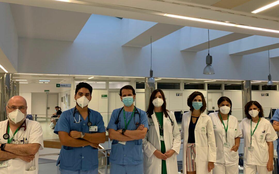 El equipo del Clínico que vela por la salud del corazón